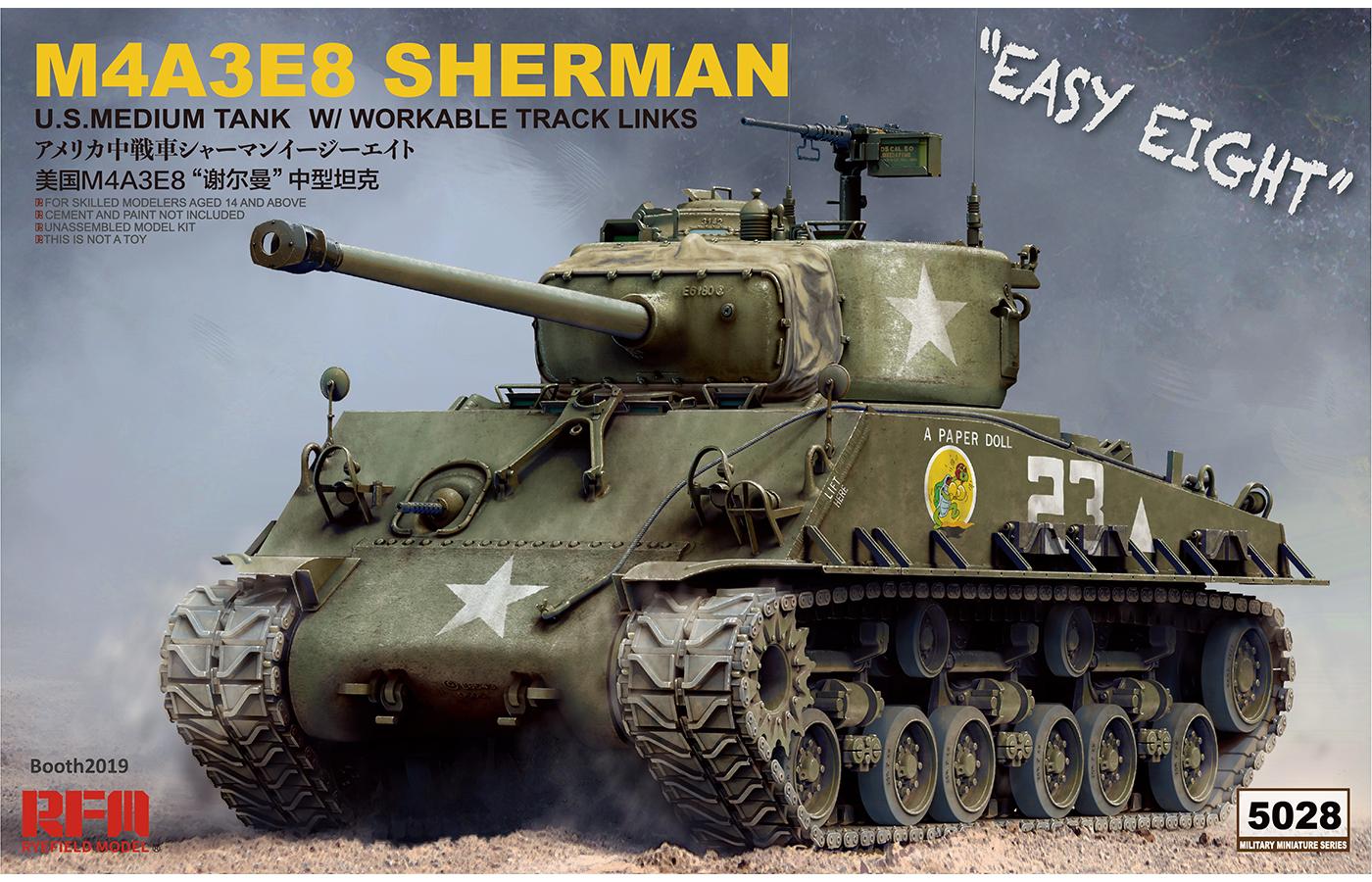RM-5028 SHERMAN