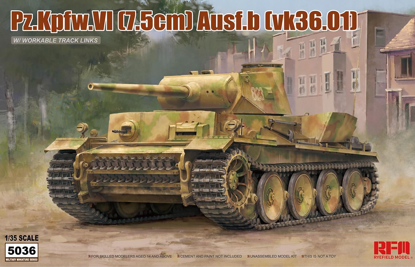 RM-5036 VK3601