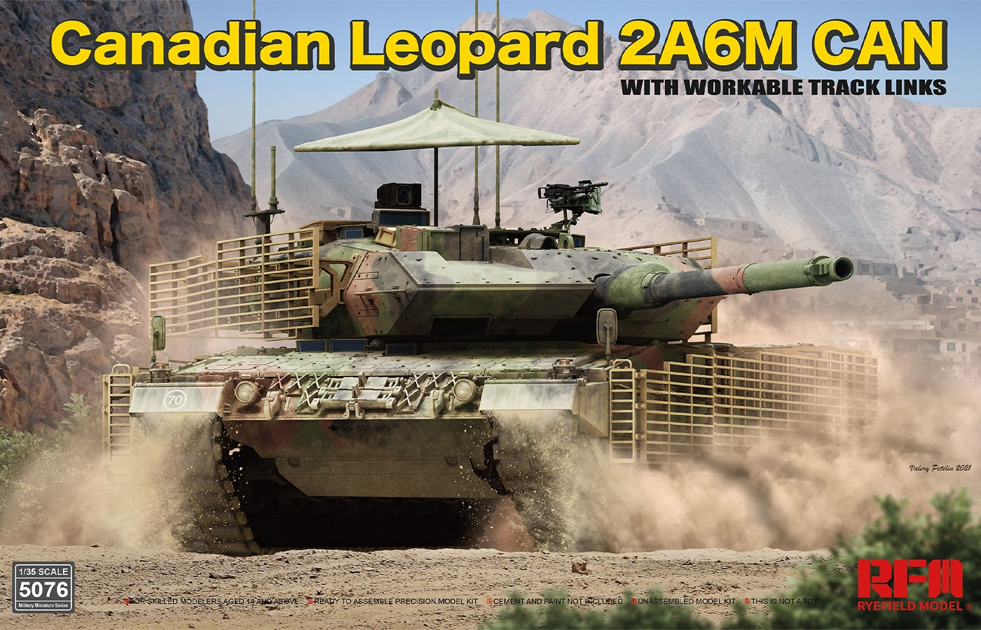 RM-5076 Canadian Leopard 2A6M CAN